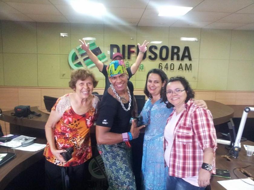 Palavra de Mulher | Rádio Difusora 640 AM | 14/12/2013