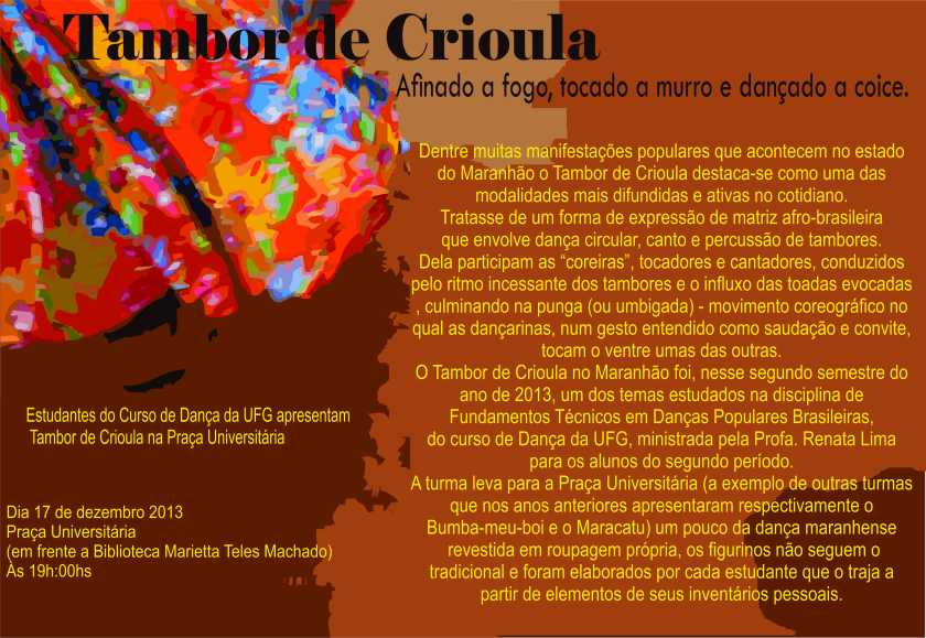 Tambor de Crioula